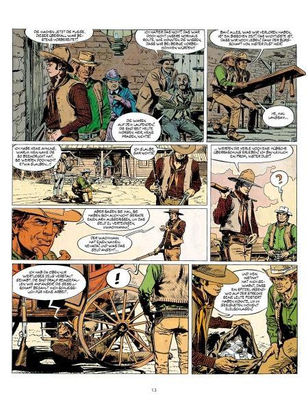 Ein Bd by Splitter Verlag Comics Und Graphic Novels Comanche Bd