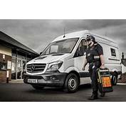 Loomis Locking Into Mercedes Service Contracts  Business Vans