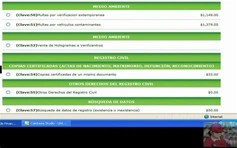 linea de captura para tenencia 2014 linea de captura para pago de tenencia cdmx