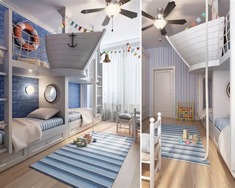 Creative Bedroom Designs 22 Creative Room Ideas That Will Make You Want To Be A Kid Again Bored Panda