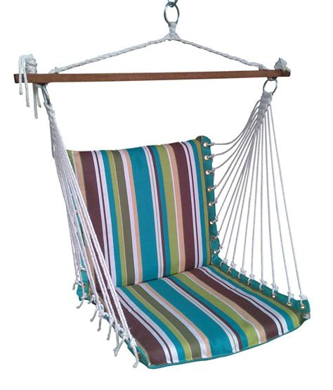 one seater swing 3 off on one seater chair swing with ocean stripes on