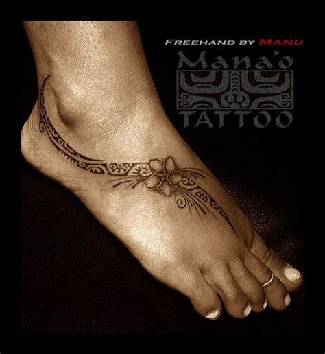 tribal tattoos for feet best 25 tribal foot tattoos ideas on