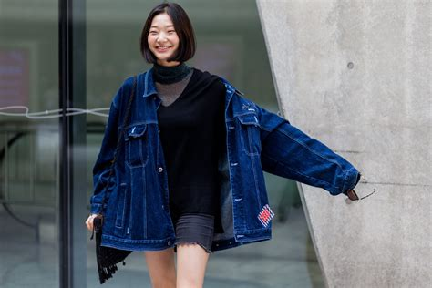 best fashion the best style from seoul fashion week 2017
