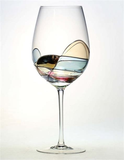 Unique Wine Glasses | 50 cool unique wine glasses
