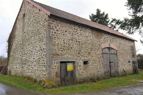 Vente Grange / Bergerie 43 000 ? Cressat (Creuse, 23) 1009432 Vente immobilier