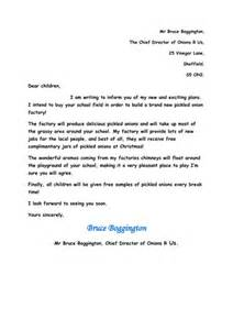 writing a persuasive letter by oxfam teaching resources