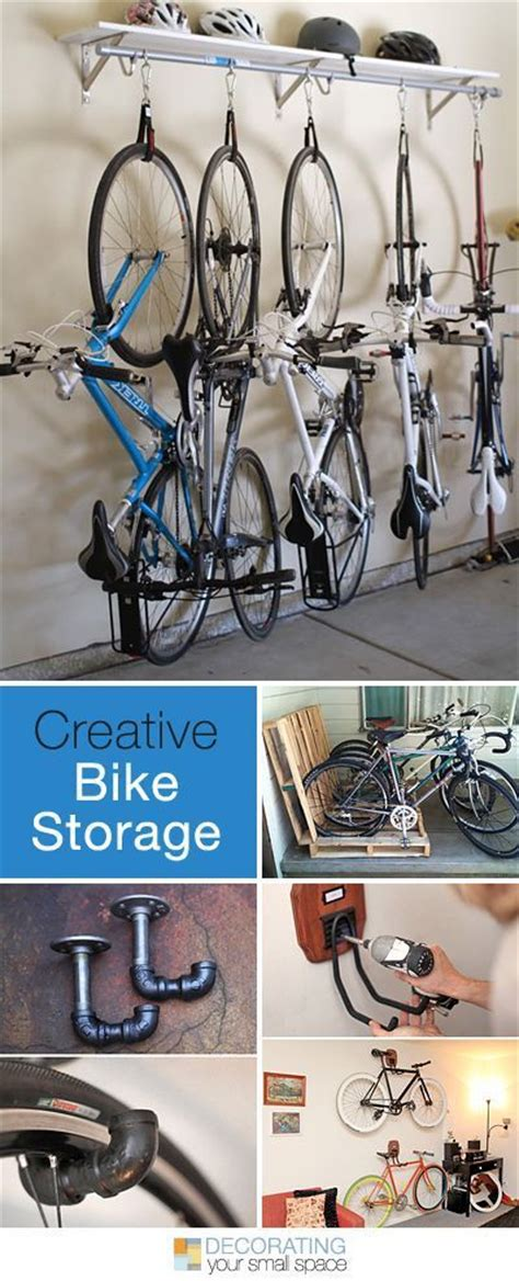 creative bike storage creative bike storage creative tutorials and bike storage