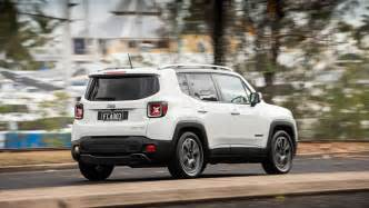 Jeep Renegade 2016 Jeep Renegade Limited Review Road Test Carsguide