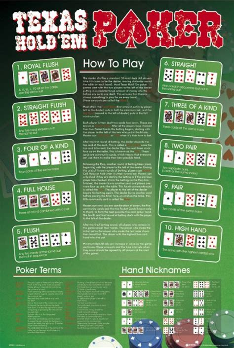 poker poster texas hold em calendar toy action figure poster picture game standup uk cheapest
