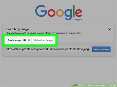 Search By On 3 Ways To Search By Image On Wikihow