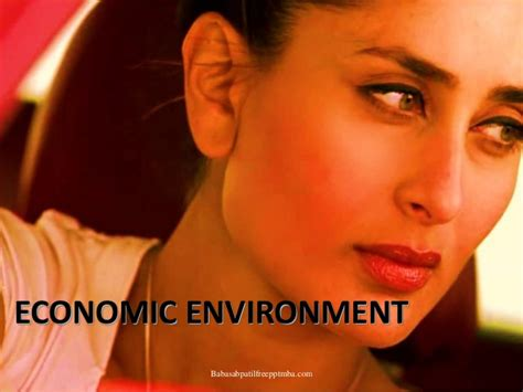 Environmental Mba In India by Economic Environment Ppt On Indian Business Enviroanment Mba
