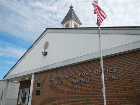 woodbury tennessee post office post office freak