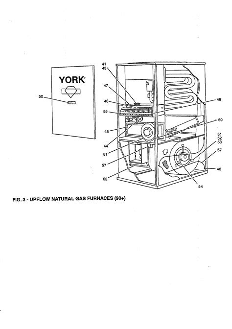 york furnace wiring diagrams wiring diagram manual