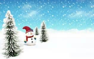 Snowy christmas wallpaper snowy christmas desktop