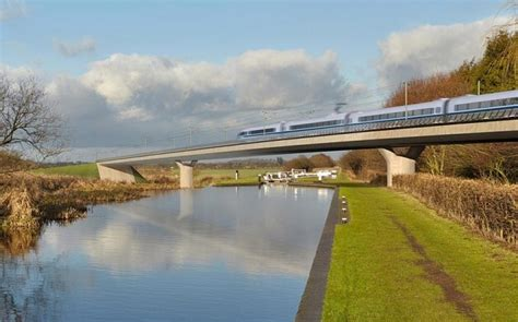 Design Competition Urged For Hs2 Viaduct | design competition urged for hs2 viaduct news