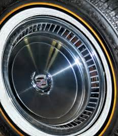 Cadillac Tires Cadillac Vogue Gold Stripe Tire By Julie Niemela