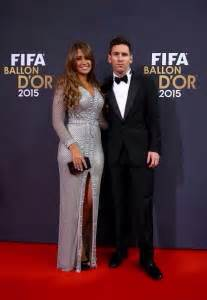 Rosa clar 193 dresses antonella roccuzzo and joana sanz for the fifa