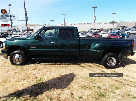 crew cab long bed duramax diesel crew cab long bed 4x2 2002