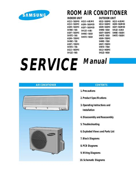 Ac Samsung how to service a air conditioner air conditioner database