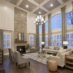 Windows Family Room Ideas Family Room Sizes Are Going Up And Their Walls Are Coming Open Airy Spaces Are Inspiring