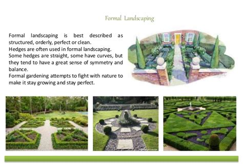 different types of gardening types of gardens