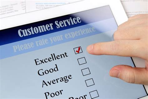 Online Survey Companies - what to say when you receive feedback roscoe lilly