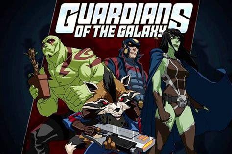 les film de disney xd les gardiens de la galaxie bient 244 t la s 233 rie anim 233 e