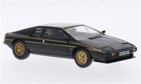 Diecast Kyosho Lotus Esprit S1 Black 1 100 Ah142 lotus esprit s2 world chion edition black gold rhd 1979