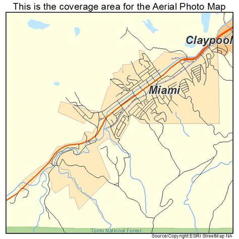 globe az maps miami arizona map arizona map
