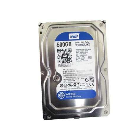 Harddisk 3 5 Wdc Blue 500gb western digital blue wd5000aakx 500gb sata 3 5 quot desktop drive drives