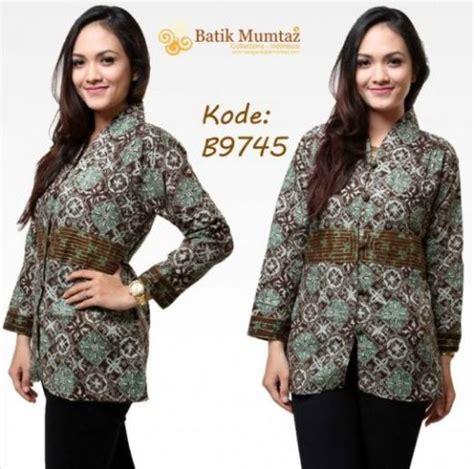 model baju kerja batik wanita modern 2015 elegan 2016 car release date