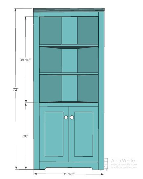 woodworking plans corner bookcase woodworking projects