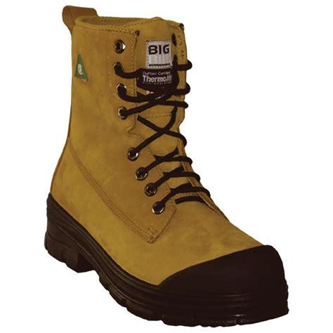 big mens boots big bill 174 s 8 quot nubuck leather steel toe work boot