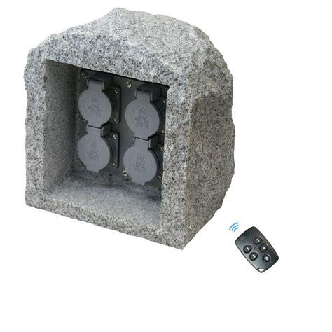 gartensteckdose mit fernbedienung garten energiestation gartensteckdose au 223 ensteckdose au 223 en