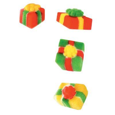 lucks christmas presents sugar decorations