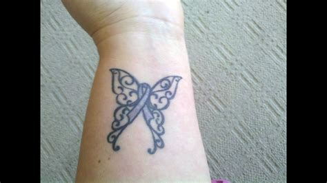 breast cancer butterfly tattoo designs cancer butterfly tattoos designs cool tattoos bonbaden