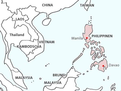 wo liegen die philippinen hintergrund inhalt philippinen reis f 252 r die zukunft