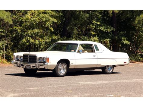 1975 chrysler new yorker 1975 chrysler new yorker brougham coupe for sale