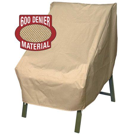 patio furniture covers walmart waterproof patio chair cover by allen company walmart