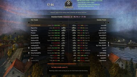xvm hit zones helpics mods 9 15 2 mod xvm