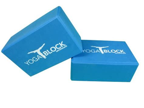 Foam Blocks 2 Pack Blue blocks 2 pack size 4 x 9 x 6 available in 3 colors