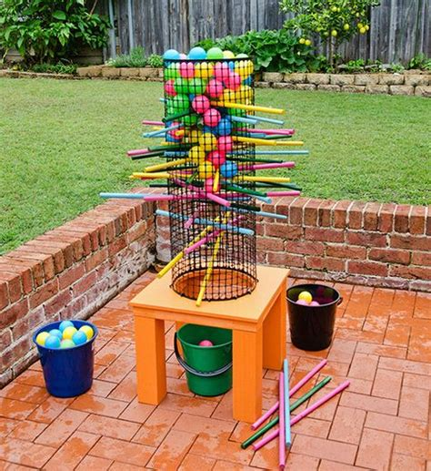 better homes and gardens backyards how to make a backyard game better homes and gardens