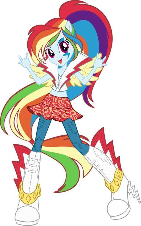 my little pony equestria girls rainbow rocks western rainbow dash rainbows and equestria girls on pinterest