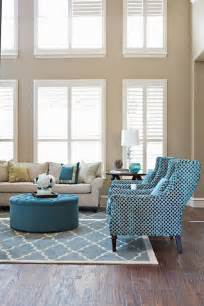 Armchair Blue Design Ideas Decorating With Beige And Blue Ideas And Inspiration