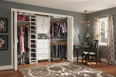 Bedroom Closet Organization Systems Closetmaid Launches New Do It Yourself Laminate Storage