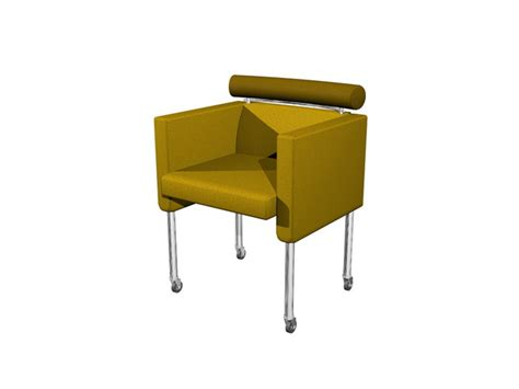 Minimalist Armchair by Minimalist Armchair 3d Model 3dsmax Files Free Modeling 14047 On Cadnav