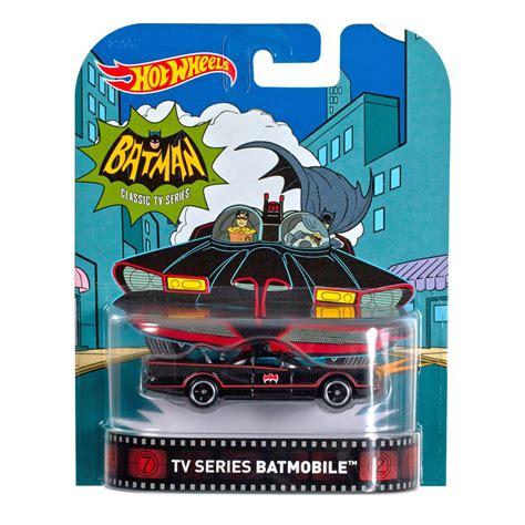 Diecast Mobil Wheels Burl Esque wheels retro entertainment series batman tv series batmobile diecast vehicle 1 64 scale at