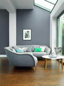 Wohnzimmer Wand Grau Living Room Grey 40 Examples We Show How To Do It