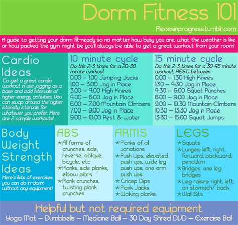 room workouts fitness 101 for the days when you just can t pieces in progress living fit healthy