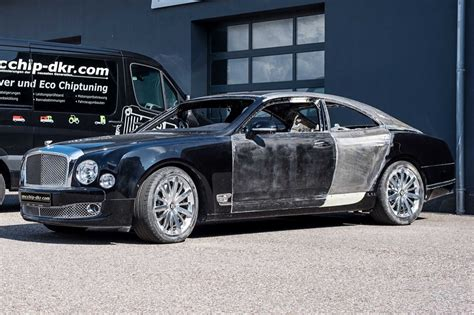 new bentley mulsanne this german tuner is building a bentley mulsanne coupe